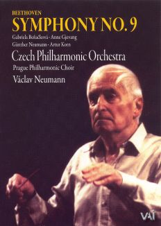 Czech Philharmonic Orchestra: Beethoven - Symphony No. 9