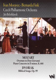 Czech Philharmonic Orchestra: Gala Concert - Dvorak/Mozart