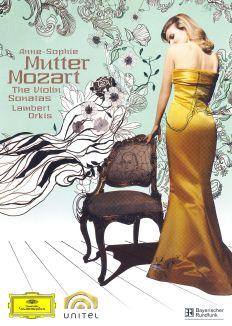 Anne-Sophie Mutter: Mozart - The Violin Sonatas