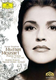 Anne-Sophie Mutter: Mozart Piano Trios