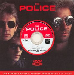 The Police: Walking on the Moon