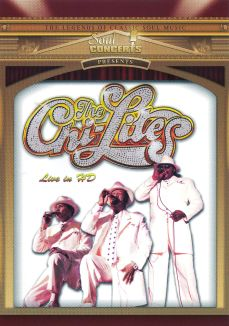 The Chi-Lites Live in Concert