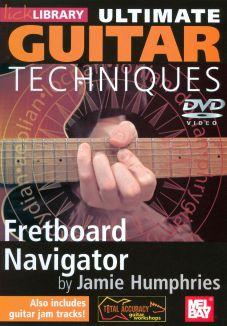Lick Library: Ultimate Guitar Techniques - Fretboard Navigator