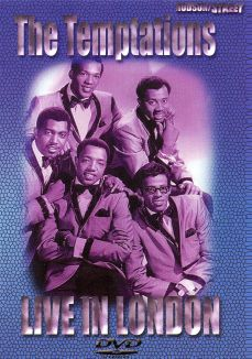 The Temptations: Live in London
