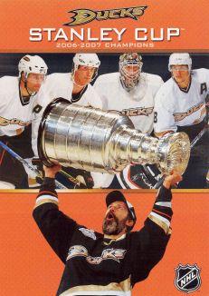 NHL: Stanley Cup 2006-2007 Champions - Anaheim Ducks