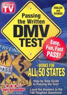 Passing the Written DMV Test