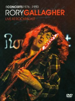 Rory Gallagher: The Complete Rockpalast Collection