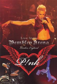 Pink---Live from Wembley Arena