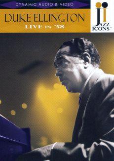 Jazz Icons: Duke Ellington - Live in '58