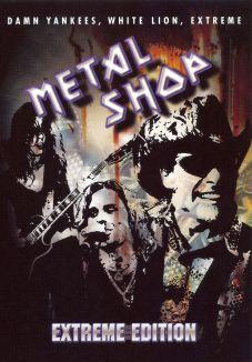 Metal Shop, Vol. 1: Extreme Rock