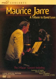Maurice Jarre: A Tribute to David Lean