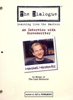 The Dialogue: Learning From the Masters - Marshall Herskovitz