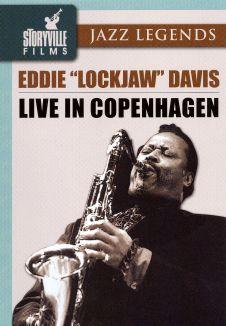 """Eddie """"Lockjaw"""" Davis: Live in Copenhagen"""