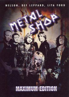 Metal Shop, Vol. 2: Maximum Edition