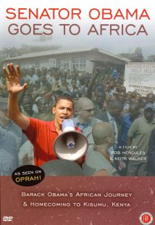 Obama Goes to Africa
