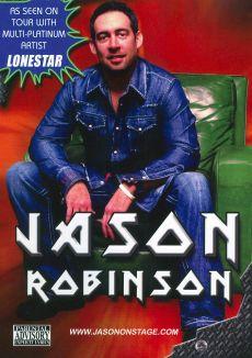 Jason Robinson: Live