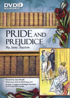 DVD Bookshelf: Pride and Prejudice