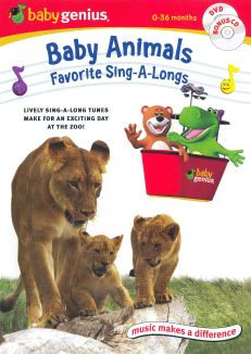 Baby Genius: Baby Animals - Favorite Sing-A-Longs