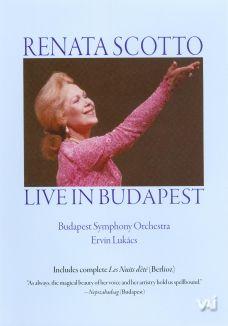 Renata Scotto: Live in Budapest
