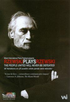 Rzewski Plays Rzewski: The People United Will Never Be Defeated!