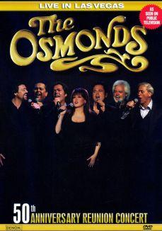 The Osmonds 50th Anniversary Reunion