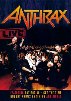 Anthrax: Live