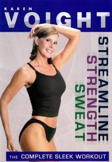 Karen Voight: The Complete Sleek Workout