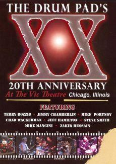 Drum Pad's 20th Anniversary Show