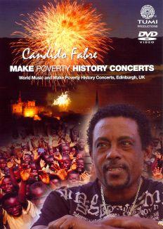 Candido Fabre: Make Poverty History