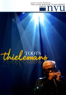 The Jazz Master Class Series From NYU: Toots Thielemans