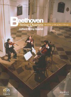 Juilliard String Quartet: Beethoven String Quartets - Op. 18 No. 4,  Op. 59 No. 1, Op. 131