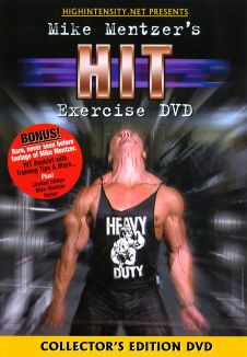 Mike Mentzer: Hit Exercise Bodybuilding