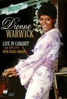 Dionne Warwick: Live in Cabaret July 18th 1975