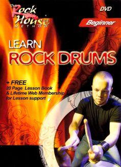 The Rock House Method: Learn Rock Drums - Beginner