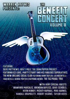 Warren Haynes: Benefit Concert 8