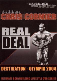 Chris Cormier: Real Deal