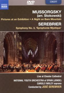 Mussorgsky/Serebrier: Pictures at an Exhibition/Night on Bare Mountain/Symphony No. 3