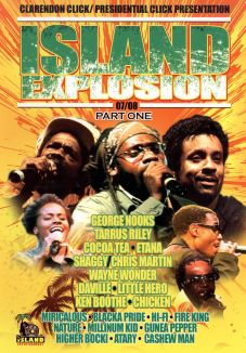 Island Explosion 07/08, Part 2