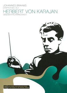 Herbert Von Karajan: Brahms - Symphonies Nos. 1 and 2