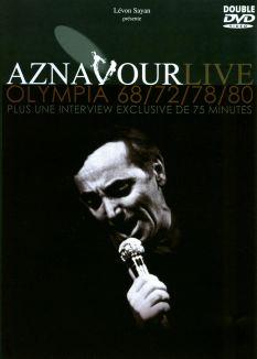 Charles Aznavour: Live à l'Olympia - Les Concerts 1968,1972,1978 et 1980