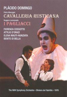 Cavalleria Rusticana/I Pagliacci (NHK Symphony Orchestra)