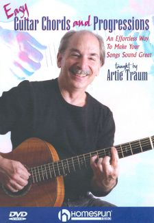Artie Traum: Easy Guitar Chords and Progressions