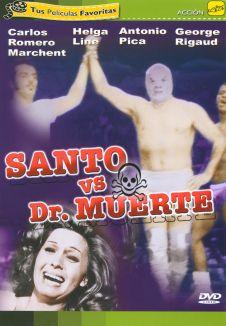 The Masked Man Strikes Again: Santo vs. Dr. Death
