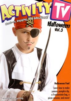 Activity TV: Halloween, Vol. 3