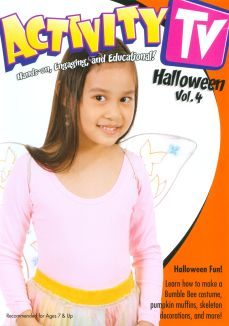 Activity TV: Halloween, Vol. 4