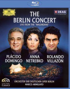 Three Superstars Live in Berlin