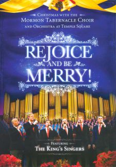 Christmas With the Mormon Tabernacle Choir Featuring the King's Singers