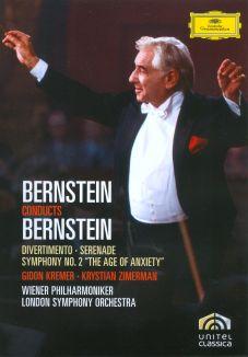 Leonard Bernstein: Bernstein Conducts Bernstein