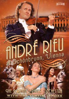 Andre Rieu at Schoenbrunn, Vienna