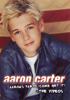 Aaron Carter: Aaron's Party - The Videos